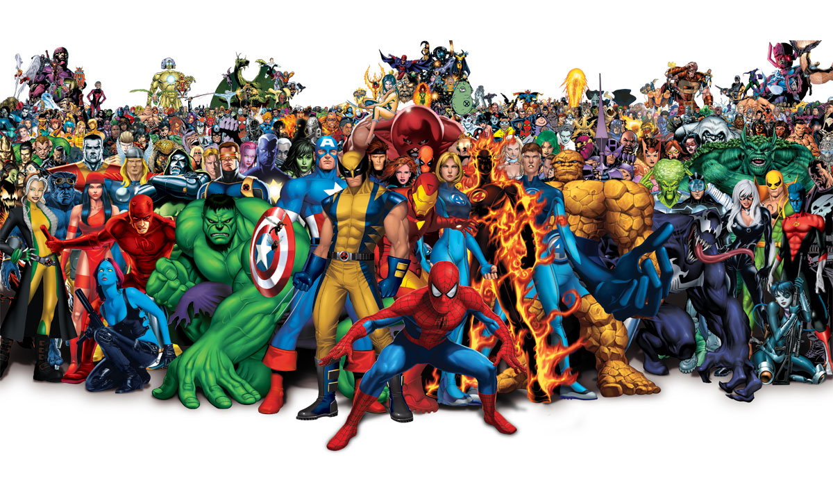 Marvel Chi Anh Hùng Hệ Thống