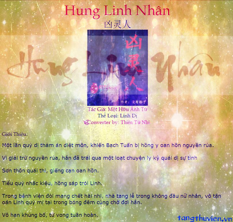 Hung Linh Nhân