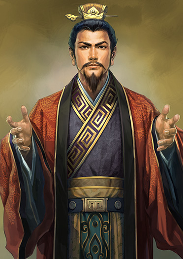 Thiên Hạ Anh Hùng Lưu Huyền Đức